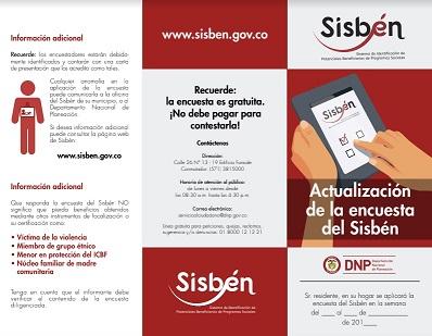 SISBEN IV